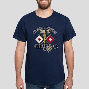 Signal Corps 25 B Dark T-Shirt