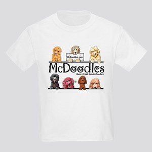McDoodles Logo Kids Light T-Shirt