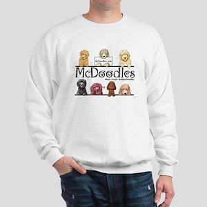 McDoodles Logo Sweatshirt