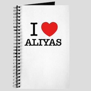 I Love ALIYAS Journal