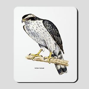 Northern Goshawk Hawk Mousepad