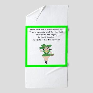 limerick Beach Towel