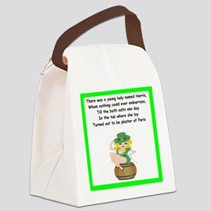 limerick Canvas Lunch Bag