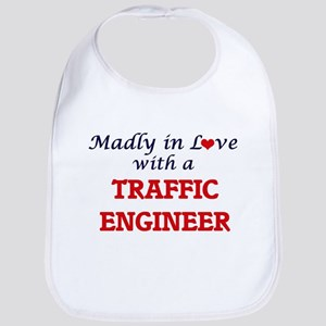 Madly in love with a Traffic Engineer Bib