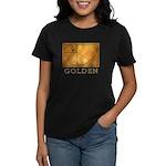 Golden Women's Dark T-Shirt