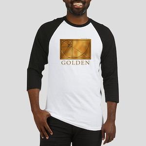 Golden Baseball Jersey