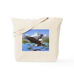 Treetop Landing: Tote Bag