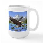 Treetop Landing: Large Mug