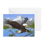 Treetop Landing: Greeting Cards (Pk of 20)