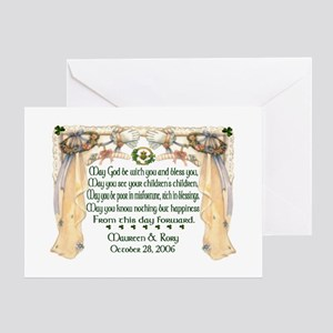 Wedding Sample (Blessing) Greeting Cards
