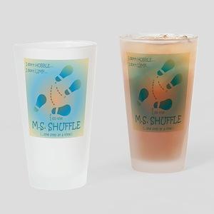 MS Shuffle Drinking Glass