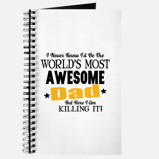 Awesome Dad Journal