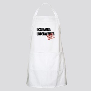 Off Duty Insurance Underwrite BBQ Apron