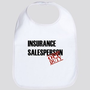 Off Duty Insurance Salesperso Bib