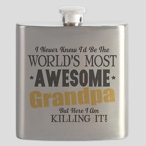 Awesome Grandpa Flask