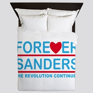 Forever Sanders, the Revolution Continues Queen Du