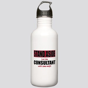 Consultant Stainless Water Bottle 1.0L
