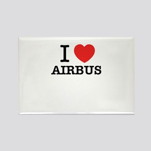I Love AIRBUS Magnets