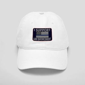 I Support Law Enforcement Cap