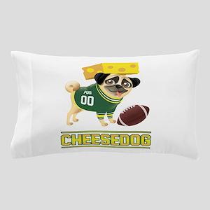 Cheese Pug Pillow Case