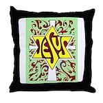 JC Star - Throw Pillow