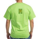 JC Star - Green T-Shirt