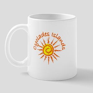 Cyclades Islands, Greece Mug