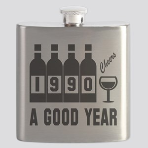 1990 A Good Year, Cheers Flask