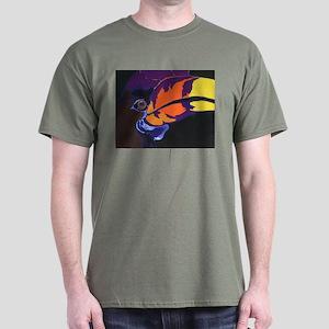 hornbill dark t-shirt