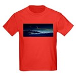 Saturn View Kids Dark T-Shirt
