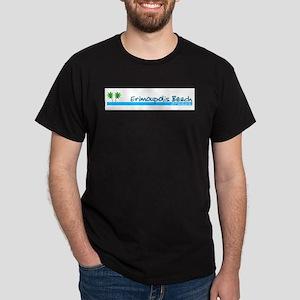 Erimoupolis Beach, Greece Dark T-Shirt