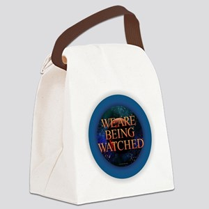 . Canvas Lunch Bag