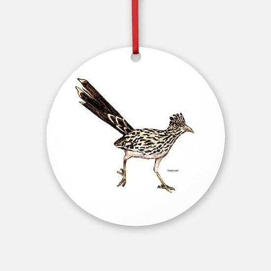 Roadrunner Bird Keepsake (Round)