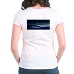 Saturn View Jr. Ringer T-Shirt