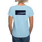 Saturn View Women's Light T-Shirt