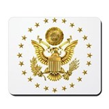 Presidential seal Classic Mousepad
