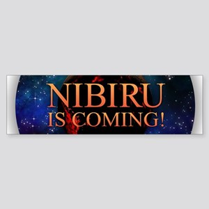 Nibiru Bumper Sticker