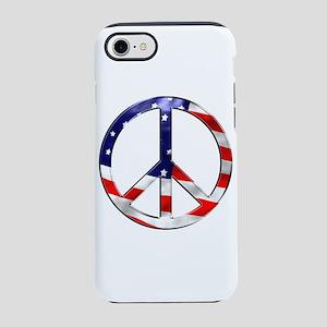 Peace iPhone 8/7 Tough Case