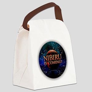 Nibiru Canvas Lunch Bag
