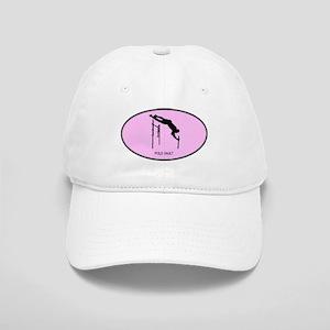 Pole Vault (euro-pink) Cap
