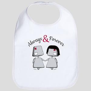 Always & Forever Bib