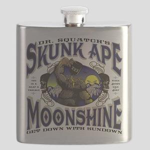 Dr. Squatch's Skunk Ape Moonshine Flask