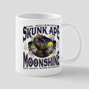Dr. Squatch's Skunk Ape Moonshine Mugs
