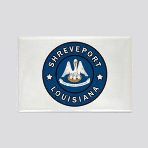 Shreveport Louisiana Magnets