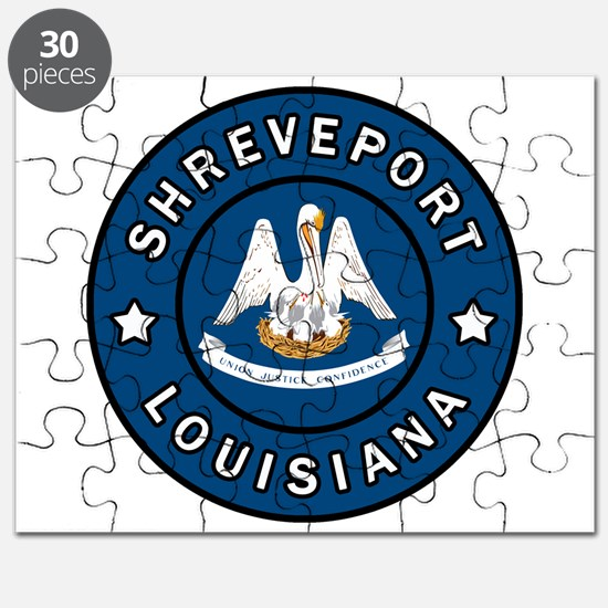 Shreveport Louisiana Puzzle