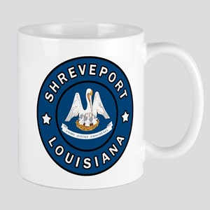 Shreveport Louisiana Mugs