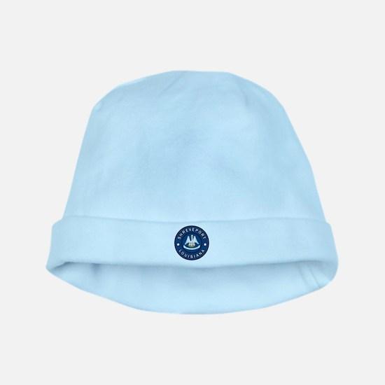 Shreveport Louisiana baby hat