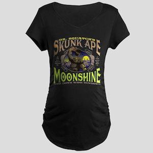 Dr. Squatch's Skunk Ape Moonshine Maternity T-Shir