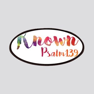 Known Psalm 139 Patch