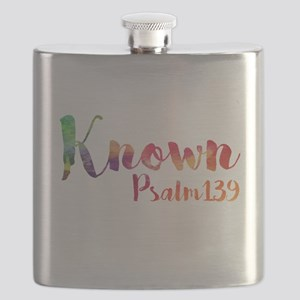 Known Psalm 139 Flask